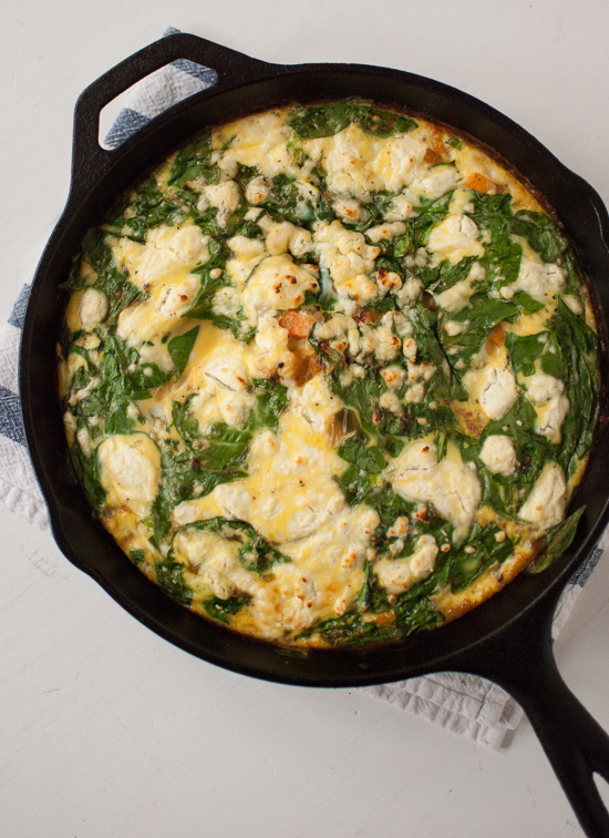 Vegetable Frittata